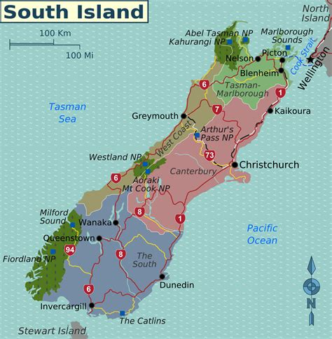 Filesouth Island Mappng