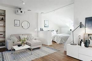 amenagement cuisine salon 20m2 free amnagement petite With comment meubler un salon carre 2 je veux un sejour de style cocooning comment faire par