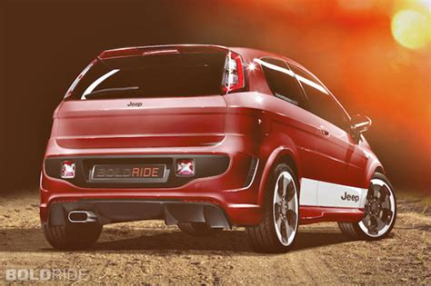 jeep hatchback 2014 jeep hatchback rendering car review top speed