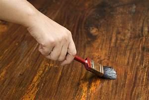 Vernis Béton Ciré : lasure bois entretien pinceau vernis cire le blog de mon ~ Premium-room.com Idées de Décoration