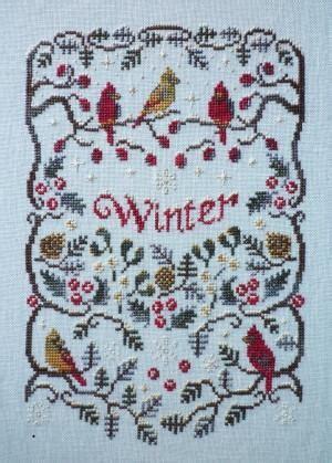 Winter - Cross Stitch Pattern