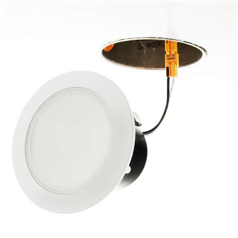 led recessed can light fixture retrofit led can lights for 4 quot fixtures 70 watt