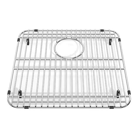 stainless steel kitchen sink racks prevoir stainless steel 16 inch by 15 inch bottom grid 8268