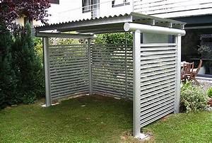 überdachung Für Kaminholz : berdachung sgg aluminium ~ Michelbontemps.com Haus und Dekorationen