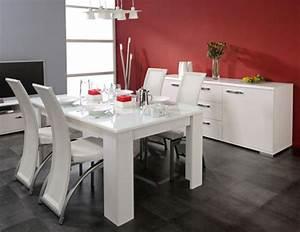 decoration table salle a manger With salle À manger contemporaine avec objet deco table salle a manger
