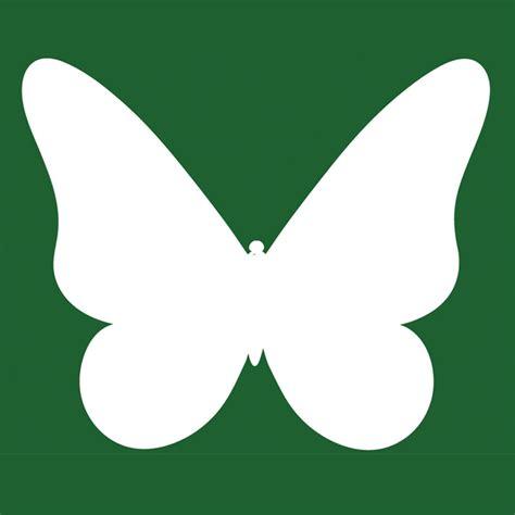 espree butterfly stencil