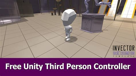 unity  person controller asset youtube