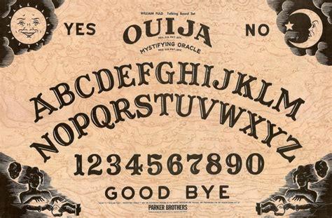 table de ouija el origen de la tabla ouija