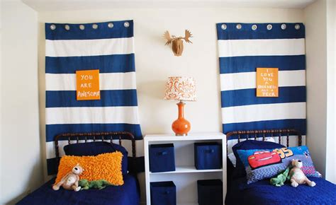 curtains   suit  kids bedroom interior
