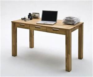 Schreibtisch Massivholz Eiche : massivholz schreibtisch h henverstellbar mit schubladen in diversen farben ~ Whattoseeinmadrid.com Haus und Dekorationen