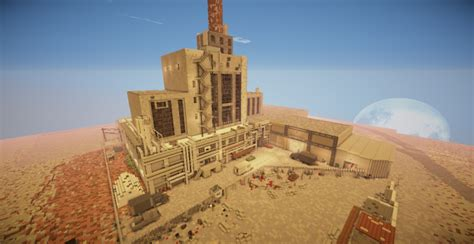 sanctuary  walking dead minecraft project
