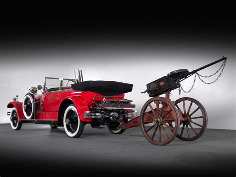 1925 Rolls-royce Phantom I Tiger Hunting Car Full Hd