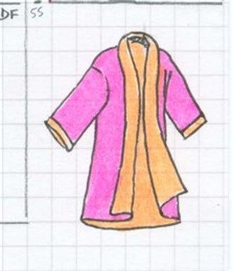 chambre petit fille kimono réversible pop couture