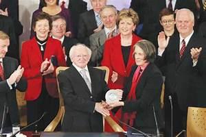 "Irish Examiner USA: President Higgins Opens ""New Chapter ..."