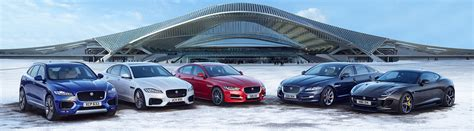 Land Rover Jaguar Line by The Motoring World Jaguar Land Rover Finish The Year