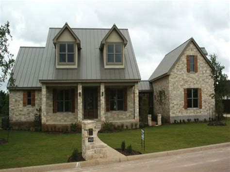 texas hill country ranches texas hill country homes  metal roofs austin stone house plans