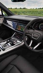 Audi Q7 hybrid interior & comfort   DrivingElectric