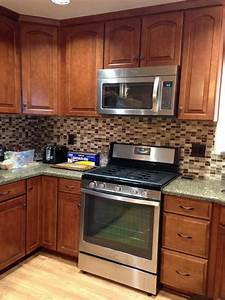 shenandoah winchester maple auburn glaze transitional With kitchen cabinets lowes with auburn stickers