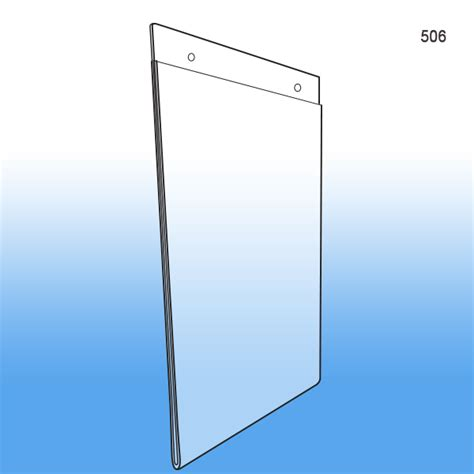 8 5 x 11 acrylic sign holder for table tops 8 5 quot x 11 quot wall mount acrylic sign holders in store