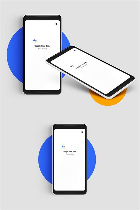62.3in x 39.8in resolution : Free Google Pixel 2 XL Mockup PSD (With images) | Google ...