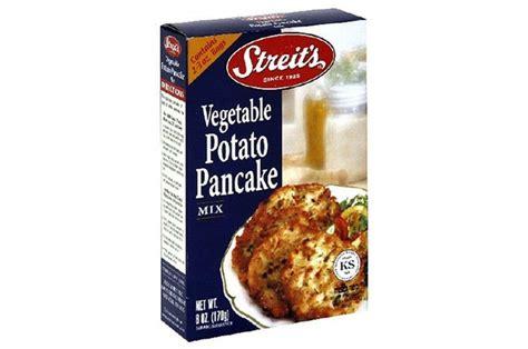 10 vegan breakfasts to buy line from sausages pancakes. Streit's-Vegetable Potato Pancake Mix (12-6 oz boxes) 70227500522 | eBay