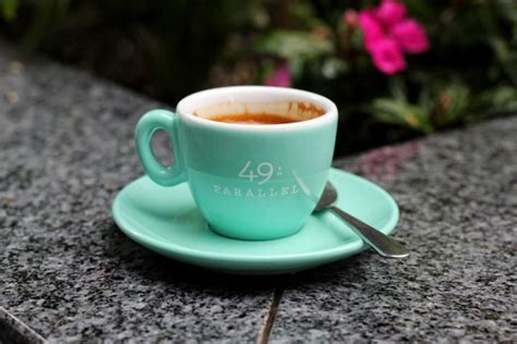 Enjoy a chic coffee experience at 49th parallel coffee roasters in the heart of kitsilano, vancouver. 49th Parallel Coffee Roasters (Downtown)