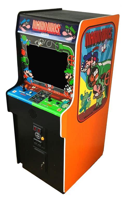 Arcade Specialties | Mario Bros Video Arcade Game for Sale