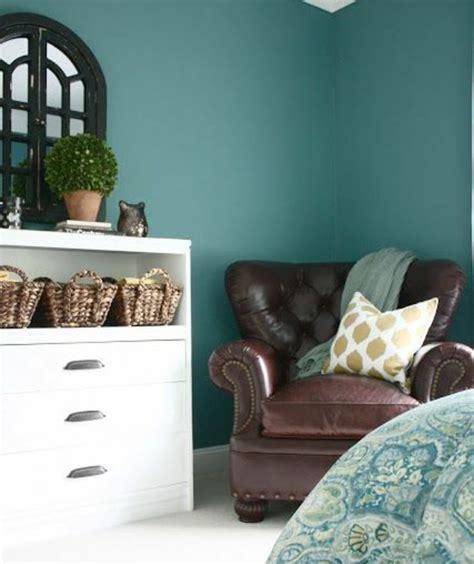 1001 id 233 es pour une chambre bleu canard p 233 trole et paon