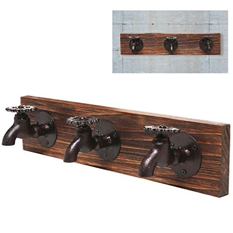Decorative Metal Garment Rack by 49 Off Country Rustic Old Fashion Faucet Wall Mounted