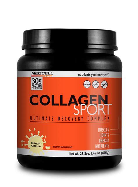 Amazon.com: NeoCell - Collagen Sport French Vanilla - 23.8