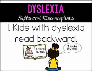 Sarahu002639s First Grade Snippets Dyslexia Myths And