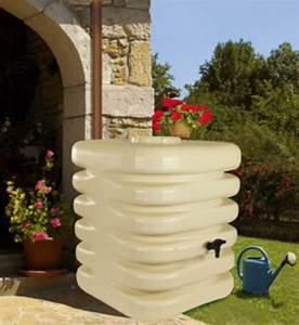 Récupérateur D Eau De Pluie 1000 Litres : r cup rateur eau cubique 1000 litres jardin nature ~ Dailycaller-alerts.com Idées de Décoration