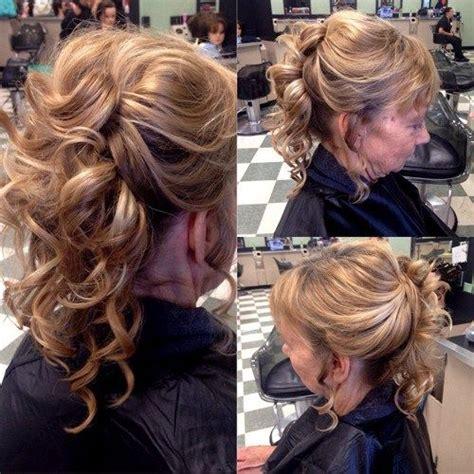 ravishing mother   bride hairstyles    mother   bride hair mother