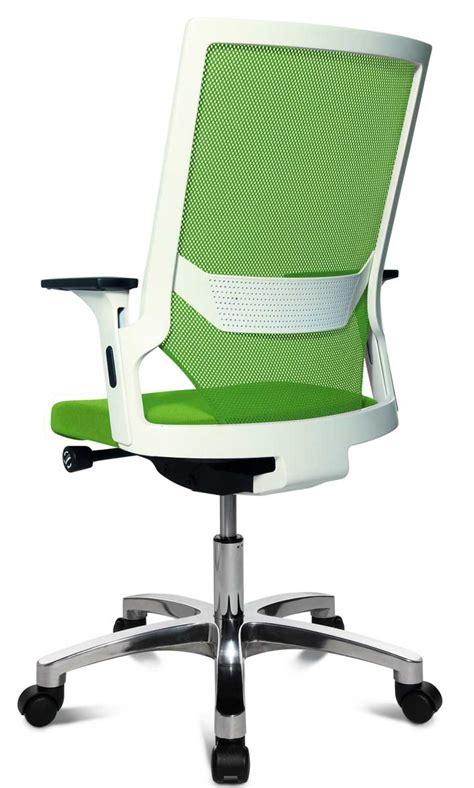 fauteuil de bureau vert fauteuil ergonomique de bureau autosynchrone hanau