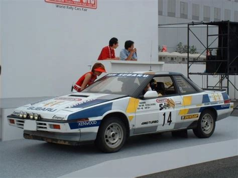 Consider the Following: Subaru XT | Japanese Nostalgic Car