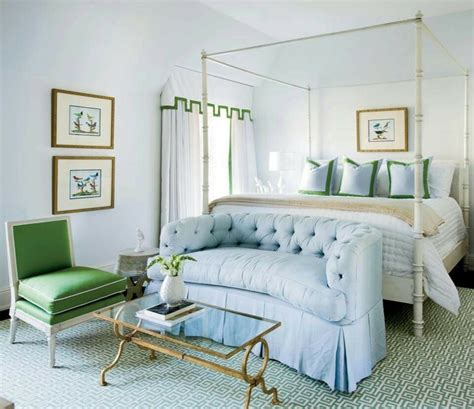 decoration chambre bleue couleur pantone le bleu sérénité dans la déco intérieure