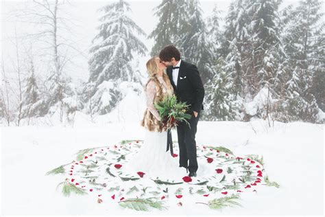 Top Winter Picture by Why Not A Winter Wedding Top Ten Reasons To Consider An