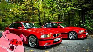 Bmw -  E36  Red Auto Love