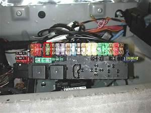2003 Sl500 Central Locking Fuse