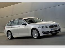 BMW 520d Touring first drive review Autocar