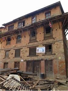 Example Of A Newari House From Kathmandu  Credits