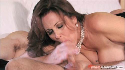 New Stepmom Taking By Timid Wife #Milf #Loves #Sucking #Big #Cock #Milf