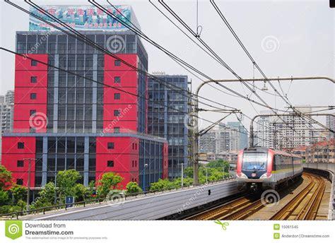 You can take metro line 2 to jiangsu station, then change for metro line 11. Shanghai Metro Editorial Image - Image: 15061545