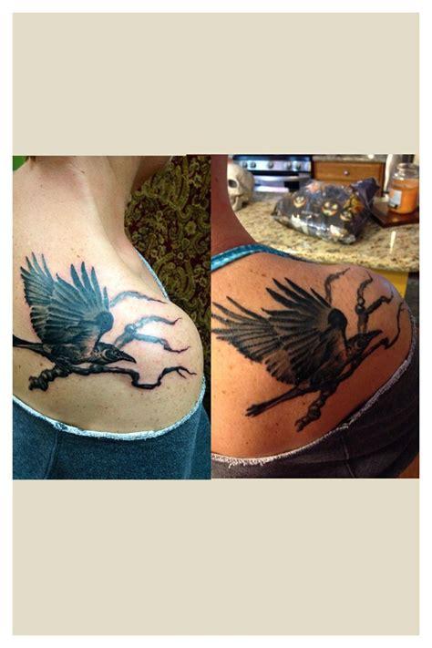 images  raven tattoos  pinterest ribs