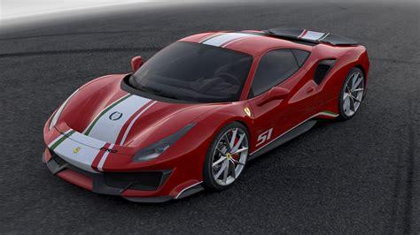 488 Pista Picture by 2018 488 Pista Piloti Top Speed