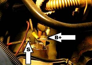 The Original Mechanic  How To Replace The Starter In A Gm 2 4l Quad Four In A Grand Am  Sunfire