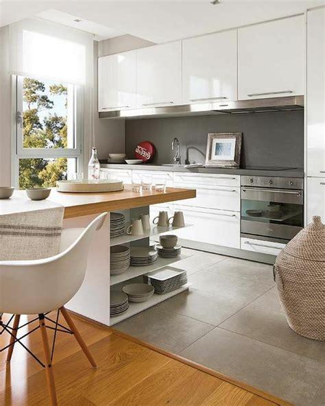 cuisine mur gris cuisine blanc mur gris foncé chaios com