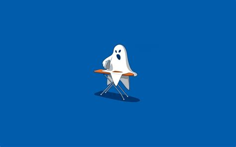 Ghost Animation Wallpaper - ghost minimalism hd artist 4k wallpapers images