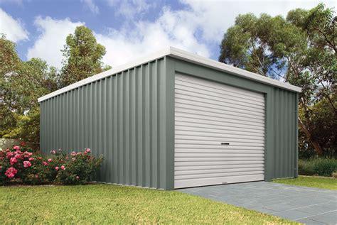 shed roof garage design jack garages idaes correct