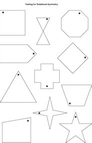 Rotational Symmetry Worksheet Worksheets For All  Download And Share Worksheets  Free On